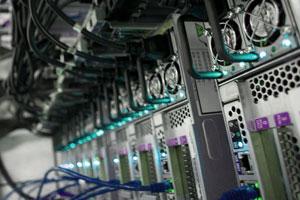 servers en website snelheid