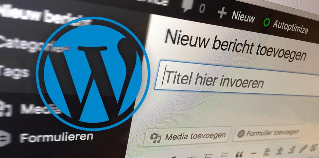 Wordpress grootste CMS