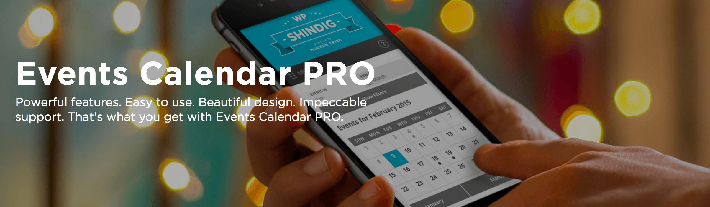 wordpress kalender plugin