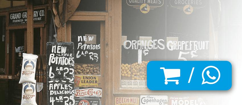 Van winkel naar webshop