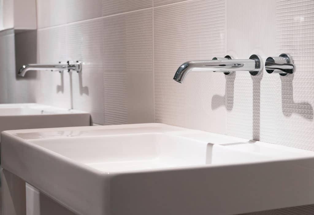 Sanitair webshop door Newsite